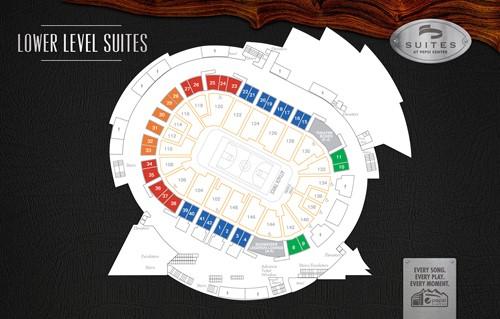 Suites Pepsi Center